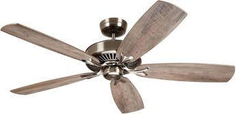 Emerson Ceiling Fans CF4802AP Crown Select Antique Pewter 42  Home Ceiling Fan