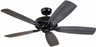 Emerson Ceiling Fans CF4802BQ Crown Select Barbeque Black 42  Ceiling Fan