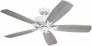 Emerson Ceiling Fans CF4802SW Crown Select Satin White 42  Ceiling Fan