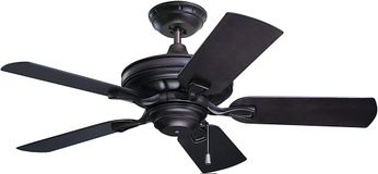 Emerson Ceiling Fans CF542ORB Veranda Oil Rubbed Bronze Indoor / Outdoor 42  Home Ceiling Fan