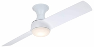 Emerson Ceiling Fans CF560SW Duo Modern Satin White LED 54 Home Ceiling Fan