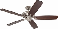 Emerson Ceiling Fans CF788BS Carrera Grande Eco Brushed Steel 60 Home Ceiling Fan