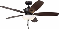 Emerson Ceiling Fans CF825ORB Lindell Oil Rubbed Bronze LED 52 Ceiling Fan