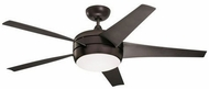 Emerson Ceiling Fans CF955LORB Midway Eco Contemporary Oil Rubbed Bronze LED 54 Home Ceiling Fan