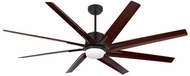Emerson Ceiling Fans CF985LORB Aira Eco Contemporary Oil Rubbed Bronze LED Aira Eco 72 Home Ceiling Fan