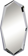 ET2 E20029-PC Boulder Contemporary Polished Chrome Wall Mirror