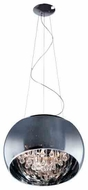 ET2 E2120510PC Sense 5-light Pendant Lamp