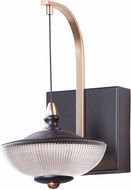 ET2 E23159-126BRZGLD Bella Contemporary Bronze / Gold LED Wall Lighting