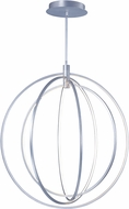 ET2 E24049-BP Concentric Modern Brushed Pewter LED 36  Drop Ceiling Light Fixture