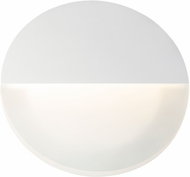 ET2 E41280-WT Alumilux Contemporary White LED Exterior Lighting Sconce