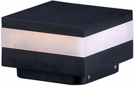 ET2 E41357-BK Alumilux Pathway Modern Black LED Path Landscape Light