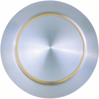 ET2 E41375-SA Alumilux LED Modern Satin Aluminum Outdoor Wall Sconce Lighting