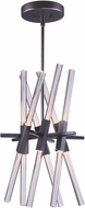 ET2 E41432-75GM Light Saber Contemporary Gunmetal LED Hanging Light Fixture