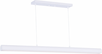 ET2 E41467-WT Alumilux LED Modern White Island Light Fixture