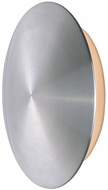 ET2 E41500-SA Alumilux Modern Satin Aluminum LED Exterior Lighting Sconce