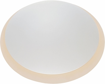 ET2 E41504-WT Alumilux Contemporary White LED Outdoor Wall Mounted Lamp