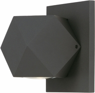 ET2 E41532-BZ Alumilux Elemental Contemporary Bronze LED Light Sconce