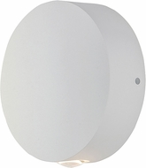 ET2 E41540-WT Alumilux Glint Modern White LED Wall Sconce Lighting