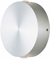 ET2 E41542-SA Alumilux Glint Contemporary Satin Aluminum LED Wall Light Sconce