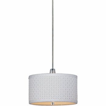 ET2 E95050 Elements Short 1-light Modern RapidJack Mini Pendant Lighting