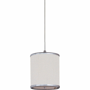 ET2 E95052 Elements Tall 1-light RapidJack Contemporary Mini Pendant Light