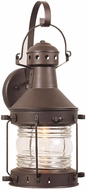 Craftmade Z114-7 Nautical Burnished Copper Exterior Large Sconce Lighting