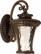 Craftmade Z1254-112-LED Prescott II LED Peruvian Bronze Outdoor Small Wall Sconce Lighting