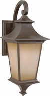 Craftmade Z1304-98 Argent Aged Bronze Outdoor Small Wall Sconce Light