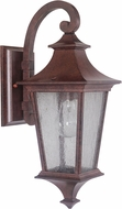 Craftmade Z1354-98 Argent II Aged Bronze Outdoor Small Light Sconce