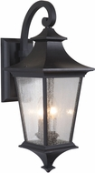 Craftmade Z1364-11-LED Argent II LED Midnight Exterior Medium Wall Sconce Lighting