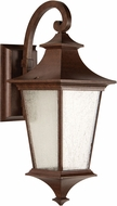 Craftmade Z1364-98-LED Argent II LED Aged Bronze Exterior Medium Lighting Wall Sconce
