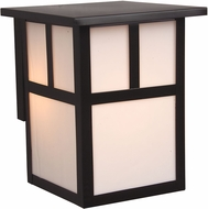 Craftmade Z1842-7 Mission Craftsman Burnished Copper Outdoor Small Lighting Sconce