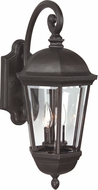 Craftmade Z3024-92 Britannia Oiled Bronze Outdoor Large Wall Sconce