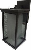 Craftmade Z3784-92 Riviera II Modern Oiled Bronze Outdoor Extra Large Wall Lamp