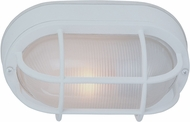 Craftmade Z397-04 Bulkhead Matte White Exterior Large Home Ceiling Lighting / Wall Sconce
