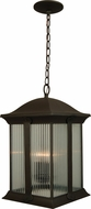 Craftmade Z4121-92 Summit Oiled Bronze Exterior Hanging Light