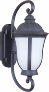 Craftmade Z6150-92-NRG Frances III Oiled Bronze Fluorescent Outdoor Small Sconce Lighting