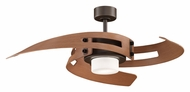 Fanimation Fans FP6210OB Avaston Oil Rubbed Bronze Contemporary 52 Inch Sweep Damp-Rated Ceiling Fan