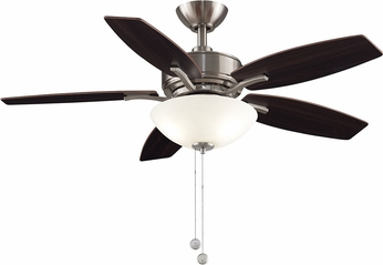 Fanimation fans fp6245bbn aire deluxe brushed nickel led 44 ceiling fanimation fans fp6245bbn aire deluxe brushed nickel led 44nbsp ceiling fan aloadofball Image collections