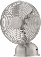 Fanimation Fans FP6272BN Junior Breeze Brushed Nickel 5  Desk Fan
