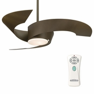 Fanimation Fans FP7900OB Torto Modern Downlight Ceiling Fan in Oil Rubbed Bronze