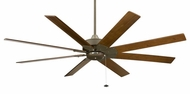 Fanimation Fans FP7910OB Levon Eight Blade Ceiling Fan