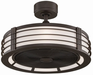 Fanimation Fans FP7964BOB Beckwith Modern Oil-Rubbed Bronze LED 23  Home Ceiling Fan