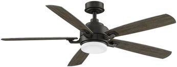 Fanimation Fans FP8003BGR Benito v2 Matte Greige LED 52  Home Ceiling Fan