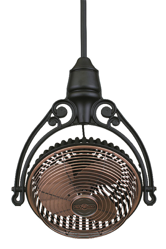 Fanimation Fph210ac Old Havana Outdoor Hanging Ceiling Fan