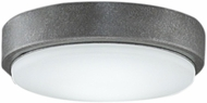 Fanimation Fans LK7912GZ Levon Custom Contemporary Galvanized LED Ceiling Fan Light Fixture
