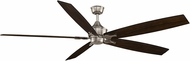 Fanimation Fans MAD3252BN The Big Island Brushed Nickel Ceiling Fan Assembly