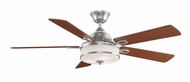 Fanimation Fans PL8274BN Stafford Brushed Nickel Ceiling Fan
