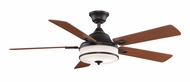 Fanimation Fans PL8274DZ Stafford Dark Bronze Ceiling Fan