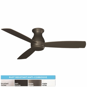 Fanimation FPS8355 Hugh LED Indoor / Outdoor 52  Ceiling Fan